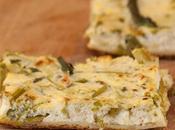 Torta salata Asparagi Ricotta