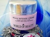 World Beauty: Rejuvenation Intense Cream