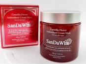 Recensione: camellia flower antioxidant cream mask sandawha