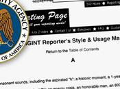 "National Security Agency: Freedom Information accede allo ""style manual 2010″"