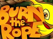 Burn Rope disponibile Market Android