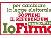 Riprendiamoci voto. Parte raccolta firme referendum anti-porcellum