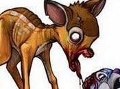 Bambi? No... Zombie!!