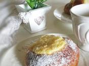 Pariserbullar bombolone svedese alla crema