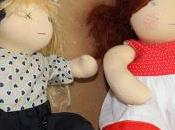 Bambole Waldorf: coccolose