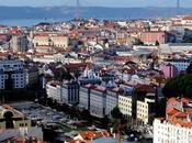 Lisbona dall'alto: miradouros punti panoramici belli