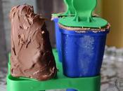 Gelato stecco cioccolato