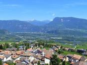 strada vino dell'Alto Adige Weinstrasse, itinerario Salorno Caldaro