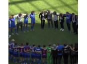 Campionato Mondiale Calcio Femminile: punto arrivo partenza movimento