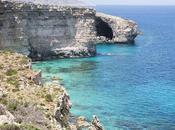 Malta Spiagge scogliere