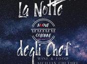 Bagheria: luglio scena Notte degli Chef