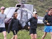 Pippa Middleton Scozia elicottero privato) beneficenza: strana coppia, foto