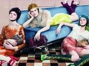 Prada campaign 11-12 steven meisel
