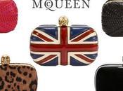 Alexander McQueen Skulls Clutch