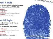 """grido della farfalla"""": giorni Fusignano (Ravenna) meeting dell'informazione libera"""
