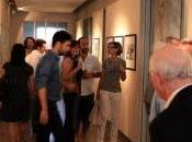 "Inaugurata Mostra Fotografica ""Bagnanti"" MATTEO SAULI"
