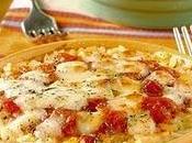 Pizzette riso mozzarella