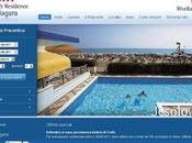 L'Hotel Residence Niagara presenta nella nuova veste virtuale