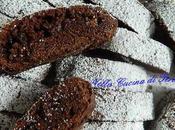 Rotolo biscotto fichi cioccolato