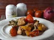 Bocconcini pollo salsa patè olive