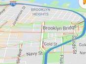 Google Maps: visibile anche tachimetro mentre guida