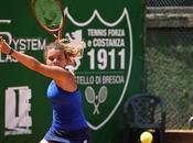 Tennis, Sara Errani eliminata bello: arrende alla Stollar