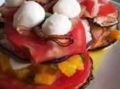 Torretta verdure estive: vegetariana gustosissima!