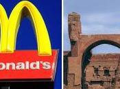McDonald's alle Terme Caracalla? scomoda verità: FallitaGlia ormai solo multinazionali riescono fare qualcosa...