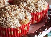 Muffin Integrali Mele Crumble