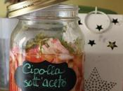 Quel Tocco Cipolla Rossa Sott'Aceto Veloce Quick Sweet Sour Onion