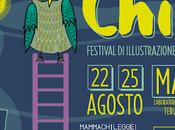 nuova edizione Chiù, Festival illustrazione dintorni