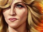 Madonna diventa Fumetto