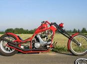 INDIANA Ducati Chopper