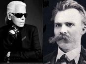 Karl Lagerfeld Nietzsche