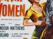 donne della palude Roger Corman (1956)
