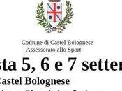 Castel Bolognese (Ra): Sport festa, settembre 2019 Piazza Bernardi