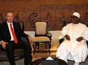 Turchia-Mali: turco Erdogan ricevuto omologo maliano Keita