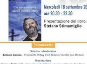 salva vita mondo intero, libro Stefano Stimamiglio