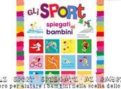libro aiutare bambini nella scelta dello sport