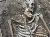 Roma, rinvenuto scheletro pressi della stazione metro