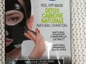 Maschera Peel Detox Carbone Naturale Acty Mask