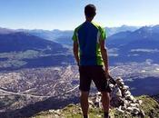 Ammirare Innsbruck dall'alto funivia Nordkette