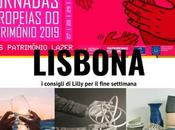 Fine settimana Lisbona, eventi 27-29 settembre 2019