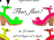 SHOPPING B&H Shoes: zeppe fluo