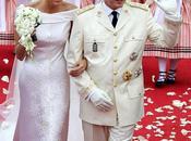 Principe Alberto Monaco Charlene Sposi Matrimonio