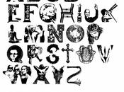 Arrivano fonts madonna, lady gaga michael jackson