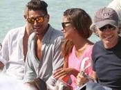 Marco Borriello Camila Morais: l'unica coppia ancora c'era Formentera!
