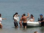 Marbella: Eduardo Cruz Longoria casalinga disperata natante spiaggiata!