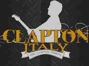 Tributo Eric Clapton domani luglio Milano; suonano ClaptonItaly!