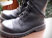 Vendesi anfibi Vegan Shoes modello B-Gun